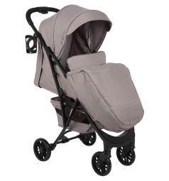 Прогулочная коляска Corol S-9, цвет: серый