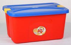 Ящик для игрушек М-Пластика Секрет, цвет: 100205082