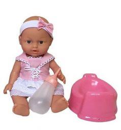 Пупс Mary Poppins Пью и писаю в розовом платье 30 см