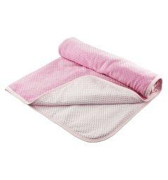 Leo Одеяло 85 х 90 см, цвет: розовый
