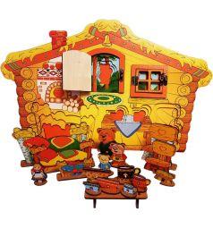 Кукольный театр Бэмби 3D Три медведя