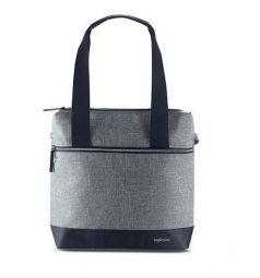 Сумка-рюкзак Inglesina для коляски Back Bag Aptica, цвет: n.blue melange