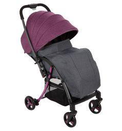 Прогулочная коляска Corol S-6, цвет: фиолетовый