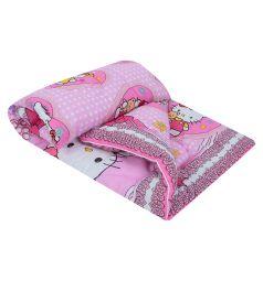 Артпостель Одеяло 110 х 140 см, цвет: розовый