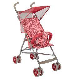 Коляска-трость Corol S-1 (2019), цвет: красный