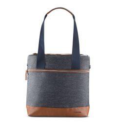 Сумка-рюкзак Inglesina для коляски Back Bag Aptica, цвет: Indigo Denim
