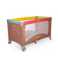 Манеж Baby Care Arena, цвет: коричневый