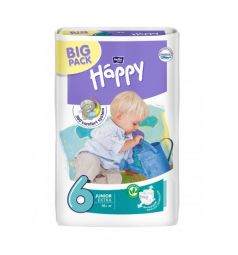 Подгузники Bella Baby Happy Junior Extra 6 (16+ кг) 1 шт.