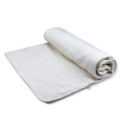 Одеяло Leo 90 х 100 см, цвет: молочный