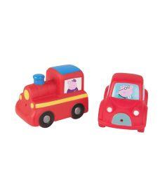Игровой набор для ванны Peppa Pig Транспорт Пеппы