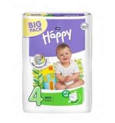 Подгузники Bella Baby Happy 4 (8-18 кг) 1 шт.
