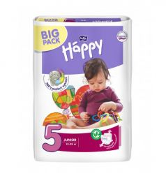 Подгузники Bella Baby Happy Junior 5 (12-25 кг) 1 шт.