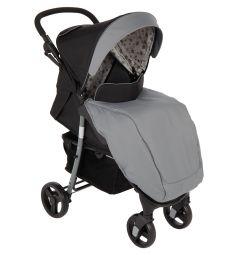 Прогулочная коляска Corol S-8, цвет: серый