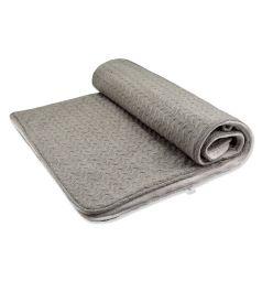 Одеяло Leo 90 х 100 см, цвет: бежевый
