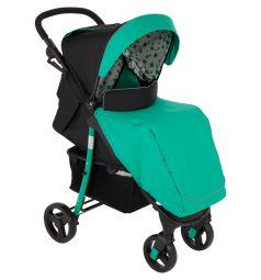 Прогулочная коляска Corol S-8, цвет: зеленый