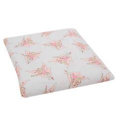 Зайка Моя Подушка Фея-балерина 40 х 40 см, цвет: розовый