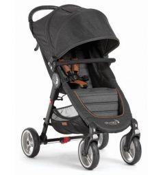 Прогулочная коляска Baby Jogger City Mini Single 4W, цвет: anniversary