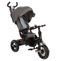 Трехколесный велосипед McCan M-8, цвет: серый