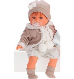 Кукла Juan Antonio Ник плачет 30 см