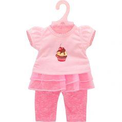 Одежда для куклы Mary Poppins Футболка и штанишки Карамель