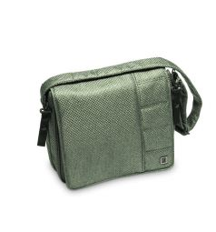 Сумка для колясок Moon Messenger bag, цвет: olive panama