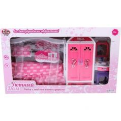 Мебель для кукол Наша Игрушка Уютный дом Комната