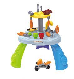 Столик Наша Игрушка Мои первые инструменты
