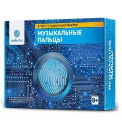Электронный конструктор Intellectico Музыкальные пальцы