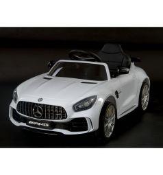 Электромобиль Toyland Mercedes-Benz GLE63S AMG, цвет: синий