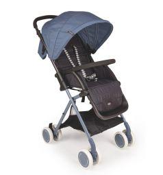 Прогулочная коляска Happy Baby Mia, цвет: Blue