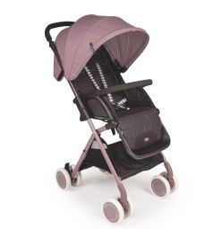 Прогулочная коляска Happy Baby Mia, цвет: bordo