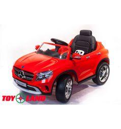 Электромобиль Toyland Mercedes-Benz GLA, цвет: красный