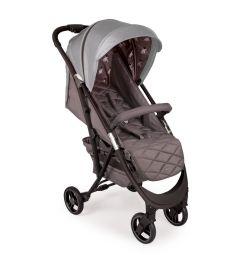 Прогулочная коляска Happy Baby Eleganza V2, цвет: light grey