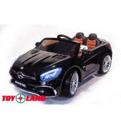 Электромобиль Toyland Mercedes-Benz SL65, цвет: черный краска