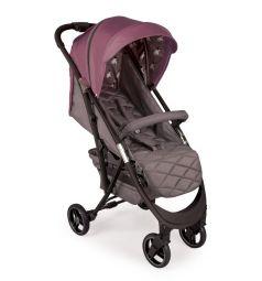 Прогулочная коляска Happy Baby Eleganza V2, цвет: bordo