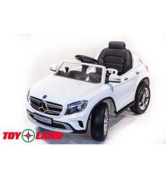 Электромобиль Toyland Mercedes-Benz GLA, цвет: белый