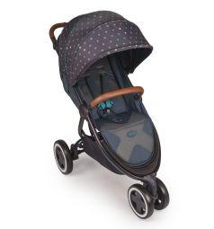 Прогулочная коляска Happy Baby Wylsa, цвет: marine