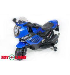 Электромобиль Toyland Moto Sport LQ168, цвет: синий