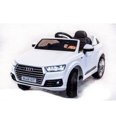 Электромобиль Toyland Audi Q7, цвет: белый