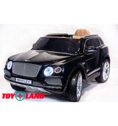 Электромобиль Toyland Bentley Bentayga, цвет: черный