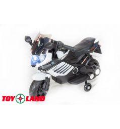 Электромобиль Toyland Minimoto LQ 158, цвет: белый