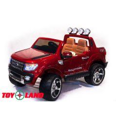 Электромобиль Toyland Ford Ranger 2016, цвет: красный