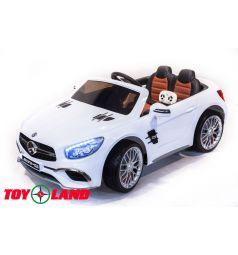Электромобиль Toyland Mercedes-Benz SL65, цвет: белый