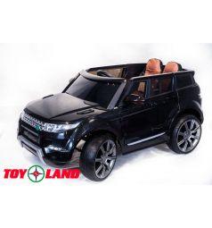 Электромобиль Toyland Range Rover 0903, цвет: черный
