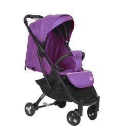 Прогулочная коляска Tommy Travel, цвет: violet