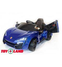 Электромобиль Toyland Lykan QLS 5188 4Х4, цвет: синий