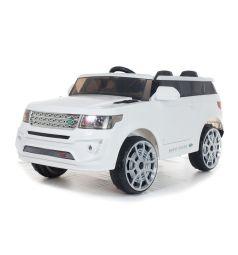 Электромобиль Toyland Range Rover BBH 118, цвет: белый