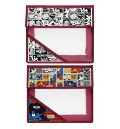 Папка для тетрадей А5 Action DC Comics на липучке