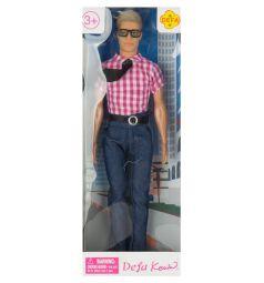 Кукла Defa Lucy в розовой рубашке 28 см