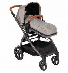 Прогулочная коляска Peg-Perego Ypsi Polo, цвет: grey